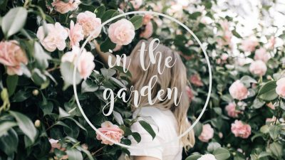 In The Garden | 2019 Coastal Women's Conference